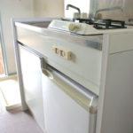 小型冷蔵庫付き(キッチン)